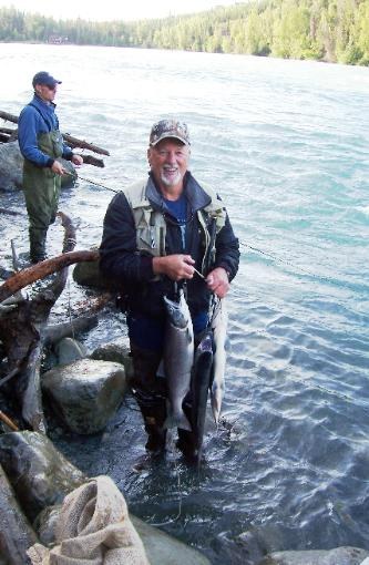 Alaska fishing instruction fishing school alaska fishing for Ak fishing license